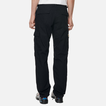 Мужские брюки Carhartt WIP Aviation Columbia Ripstop 6.5 Oz Black Rinsed фото- 5