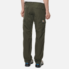 Мужские брюки Carhartt WIP Aviation Columbia Ripstop 6.5 Oz Cypress Rinsed фото- 3