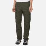 Мужские брюки Carhartt WIP Aviation Columbia Ripstop 6.5 Oz Cypress Rinsed фото- 4