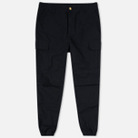 Carhartt WIP Cargo Columbia Ripstop 6.5 Oz Men's Trousers Black Rinsed photo- 0