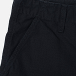 Carhartt WIP Cargo Columbia Ripstop 6.5 Oz Men's Trousers Black Rinsed photo- 2