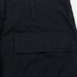 Carhartt WIP Cargo Columbia Ripstop 6.5 Oz Men's Trousers Black Rinsed photo- 3
