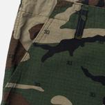 Мужские брюки Carhartt WIP Cargo Columbia Ripstop 6.5 Oz Camo 313 Green фото- 1