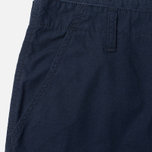 Carhartt WIP Cargo Columbia Ripstop 6.5 Oz Men`s Trousers Dark Navy Rinsed photo- 1