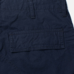 Carhartt WIP Cargo Columbia Ripstop 6.5 Oz Men`s Trousers Dark Navy Rinsed photo- 3