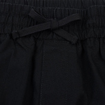Мужские брюки Carhartt WIP Cargo Jogger Ripstop 6.5 Oz Black Rinsed фото- 1