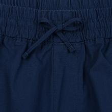 Мужские брюки Carhartt WIP Cargo Jogger Ripstop 6.5 Oz Blue Rinsed фото- 1