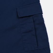 Мужские брюки Carhartt WIP Cargo Jogger Ripstop 6.5 Oz Blue Rinsed фото- 4