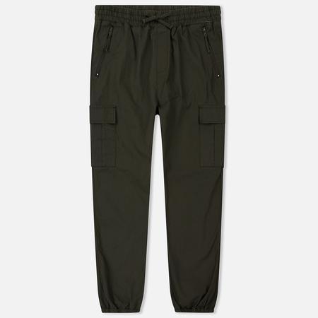 Мужские брюки Carhartt WIP Cargo Jogger Ripstop 6.5 Oz Cypress Rinsed