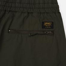 Мужские брюки Carhartt WIP Cargo Jogger Ripstop 6.5 Oz Cypress Rinsed фото- 4