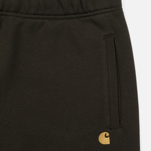 Мужские брюки Carhartt WIP Chase 13 Oz Cypress фото- 1