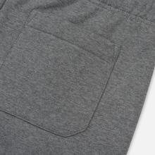 Мужские брюки Carhartt WIP Chase 13 Oz Dark Grey Heather/Gold фото- 2