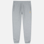 Carhartt WIP Chase Sweat Men`s Trousers Grey Heather photo- 0