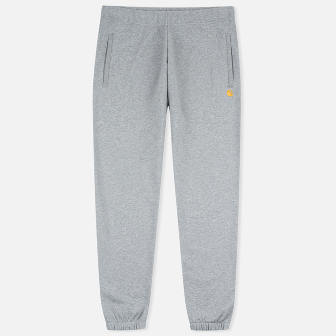 Мужские брюки Carhartt WIP Chase Sweat Grey Heather
