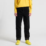 Мужские брюки Carhartt WIP Chino Club 9.7 Oz Black Rinsed фото- 5