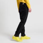 Мужские брюки Carhartt WIP Chino Club 9.7 Oz Black Rinsed фото- 6