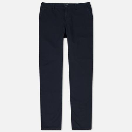 Мужские брюки Carhartt WIP Club 8 Oz Dark Navy Stone Washed