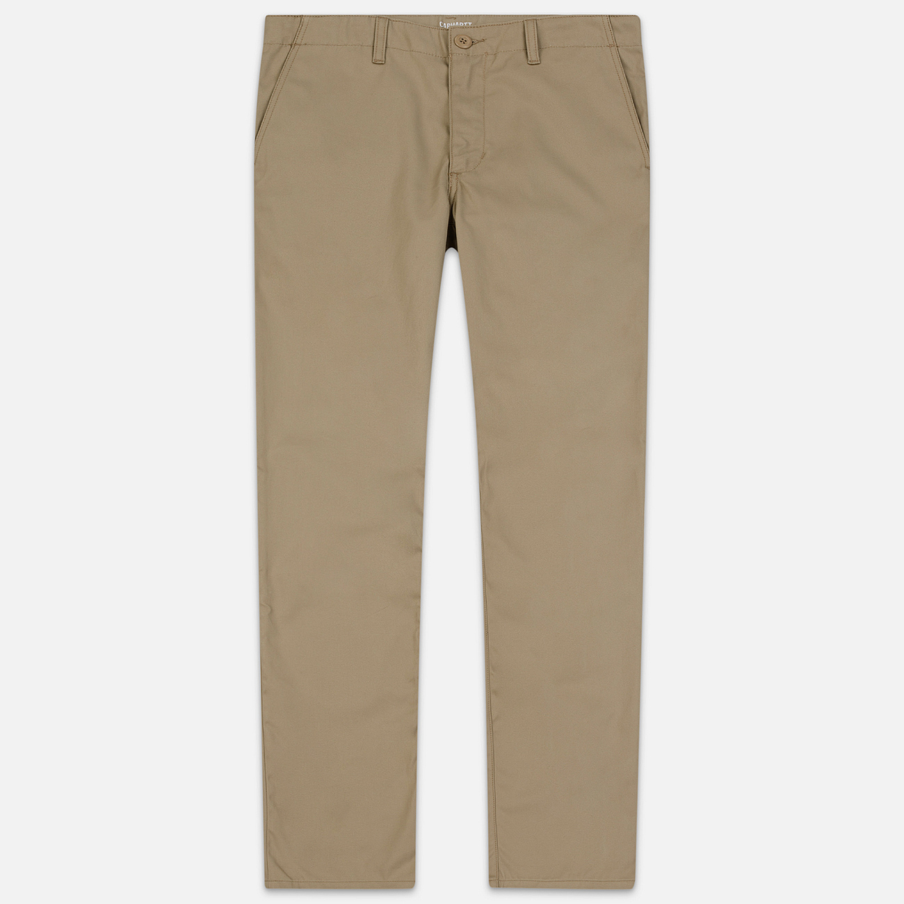 Мужские брюки Carhartt WIP Club 9 Oz Leather Rigid