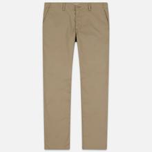 Мужские брюки Carhartt WIP Club 9 Oz Leather Rigid фото- 0