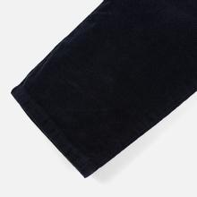 Мужские брюки Carhartt WIP Club Wales 9.4 Oz Dark Navy Rinsed фото- 2