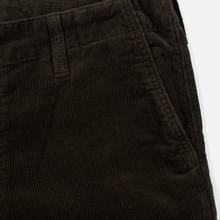 Мужские брюки Carhartt WIP Club Wales 9.4 Oz Tobacco Rinsed фото- 4
