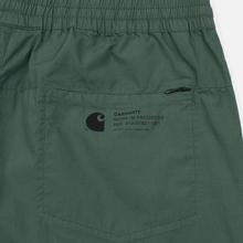 Мужские брюки Carhartt WIP Coleman 4.4 Oz Adventure/Black фото- 3