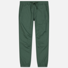 Мужские брюки Carhartt WIP Coleman 4.4 Oz Adventure/Black фото- 0