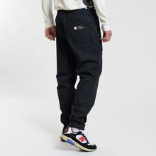 Мужские брюки Carhartt WIP Coleman 4.4 Oz Black/Wax фото- 2