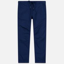Мужские брюки Carhartt WIP Coleman 4.4 Oz Metro Blue/Wax фото- 0