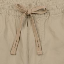 Мужские брюки Carhartt WIP Coleman 4.4 Oz Wall/Black фото- 1