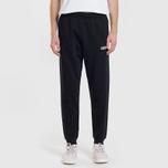 Мужские брюки Carhartt WIP College 9.4 Oz Black/White фото- 4