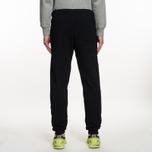 Мужские брюки Carhartt WIP College 9.4 Oz Black/White фото- 5