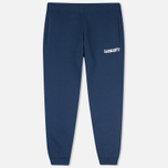 Мужские брюки Carhartt WIP College Sweat Blue/White фото- 0