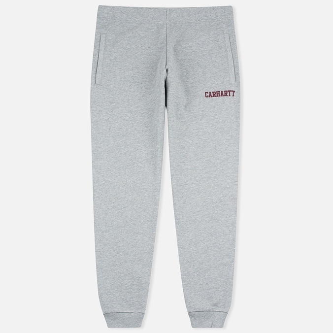 Carhartt WIP College Sweat Men`s Trousers Heather/Cordovan