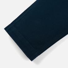Мужские брюки Carhartt WIP Fatigue 12 Oz Duck Blue Rinsed фото- 1