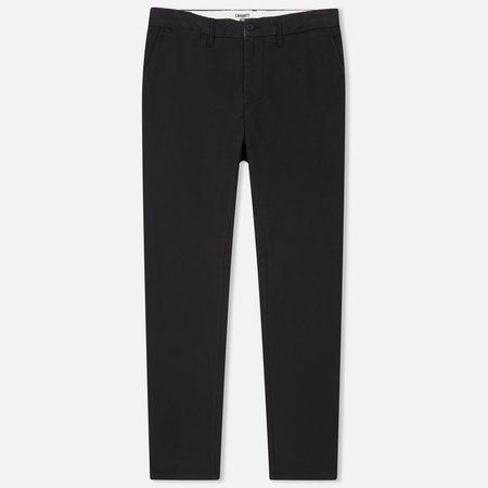 Мужские брюки Carhartt WIP Johnson 8.75 Oz Black Rinsed