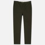Мужские брюки Carhartt WIP Johnson 8.75 Oz Cypress Rinsed фото- 0