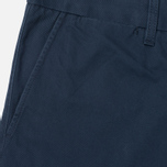 Мужские брюки Carhartt WIP Johnson 8.75 Oz Navy Rinsed фото- 1
