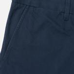 Carhartt WIP Johnson 8.75 Oz Men`s Trousers Navy Rinsed photo- 1