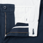 Мужские брюки Carhartt WIP Johnson 8.75 Oz Navy Rinsed фото- 2