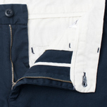 Мужские брюки Carhartt WIP Johnson Questa Twill 6 Oz Duke Blue Rinsed фото- 1