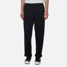 Мужские брюки Carhartt WIP Johnson Twill 8.4 Oz Black фото- 3