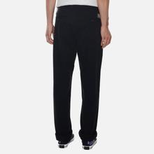 Мужские брюки Carhartt WIP Johnson Twill 8.4 Oz Black фото- 4