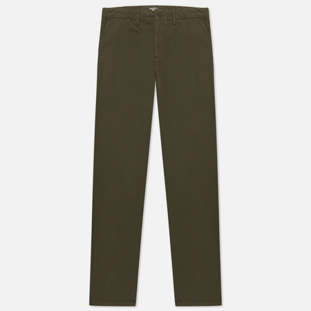 Мужские брюки Carhartt WIP Johnson Twill 8.4 Oz Cypress