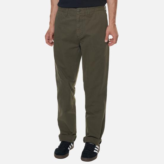 Мужские брюки Carhartt WIP Johnson Twill 8.4 Oz Cypress