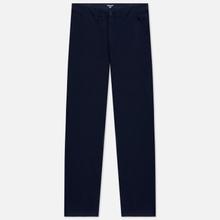Мужские брюки Carhartt WIP Johnson Twill 8.4 Oz Dark Navy фото- 0