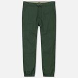 Мужские брюки Carhartt WIP Marshall Jogger 6.5 Oz Adventure Rinsed фото- 0