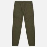 Мужские брюки Carhartt WIP Marshall Jogger 6.5 Oz Cypress Rinsed фото- 0