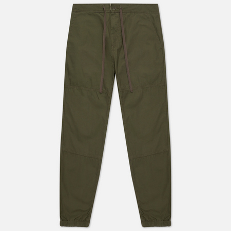 Carhartt WIP Marshall Jogger 6.5 Oz Men`s Trousers Cypress Rinsed
