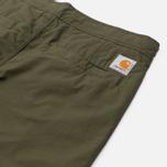 Мужские брюки Carhartt WIP Marshall Jogger 6.5 Oz Cypress Rinsed фото- 2